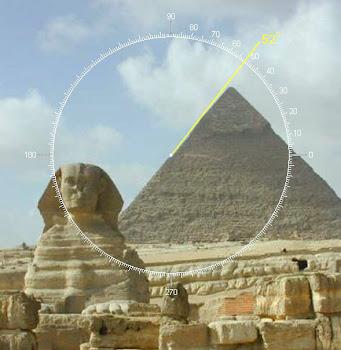 Giza Sacred Geometry