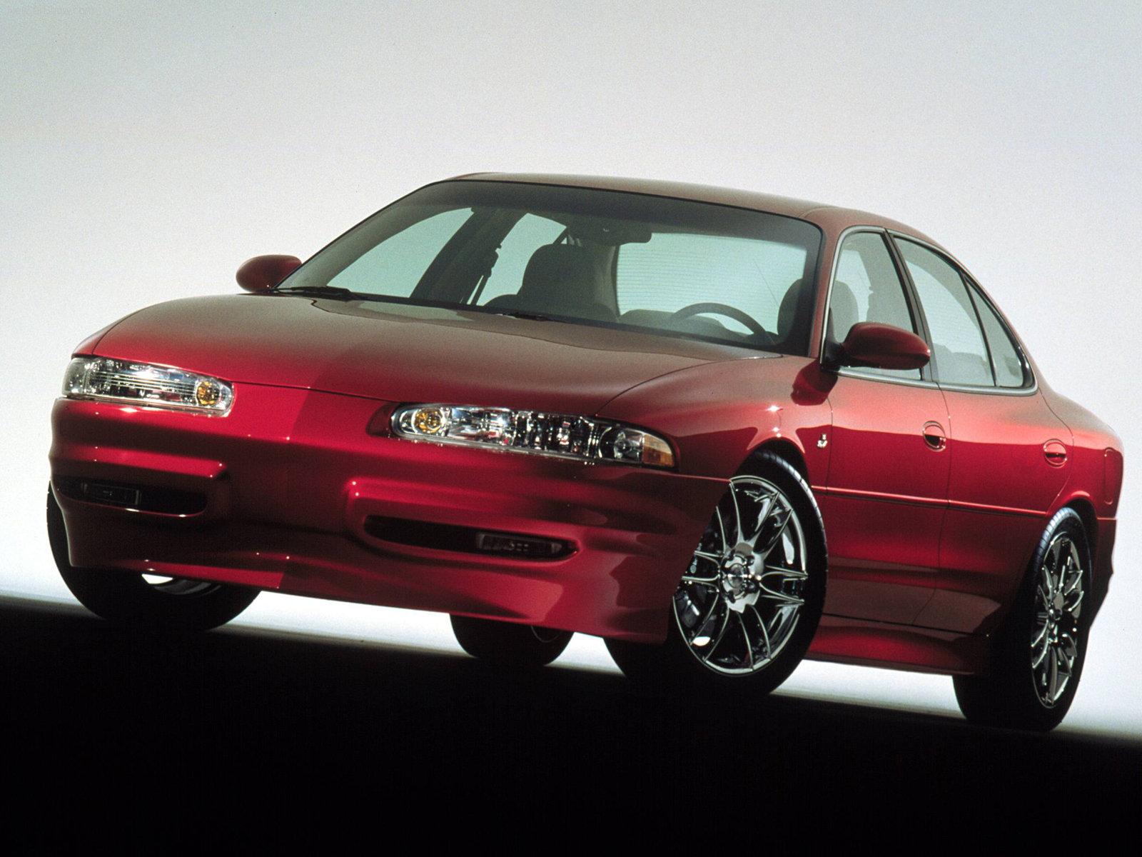 Hình ảnh xe ô tô Oldsmobile Intrigue OSV 2000 & nội ngoại thất