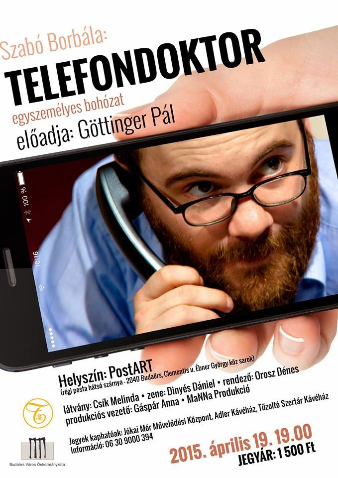 Telefondoktor Budaörsön