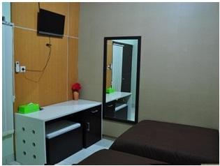 Avia Smart Hotel Menyediakan 16 Kamar Yang Siap Untuk Di Tempati Dengan 2 Tipe Standart Twin Bed Single Lokasi Tidak Jauh Dari