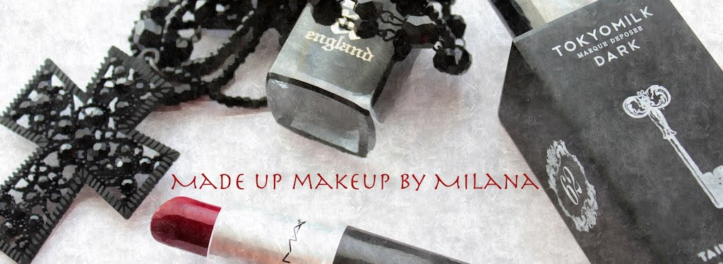 Made up makeup by Milana