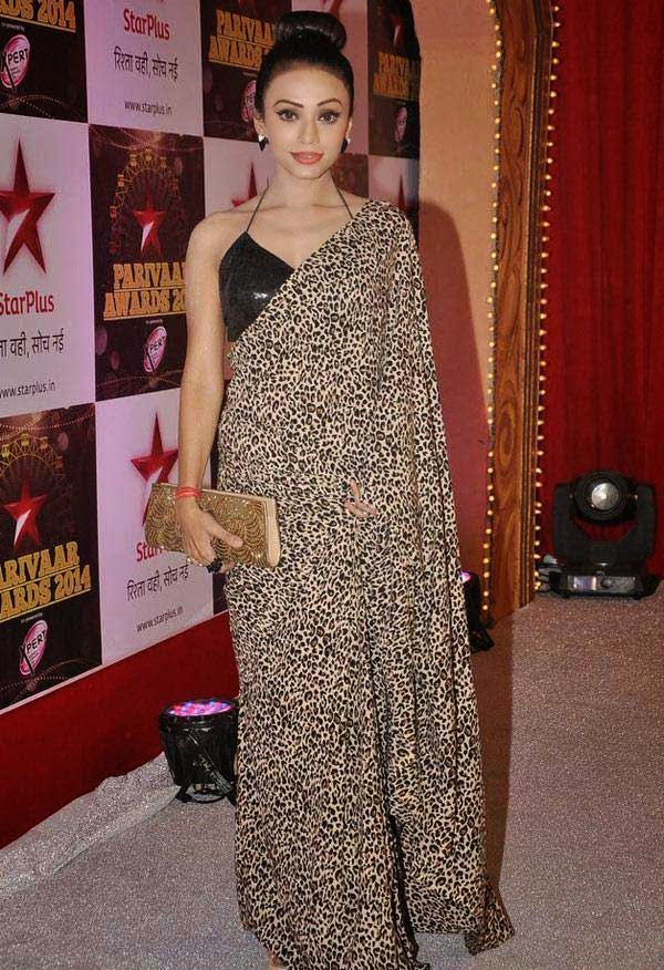 Sony Singh At The Star Parivaar Awards 2014