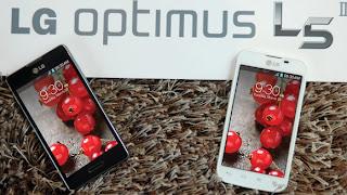Lg Optimus L5 Ii Dengan Dual Sim Laku Manis