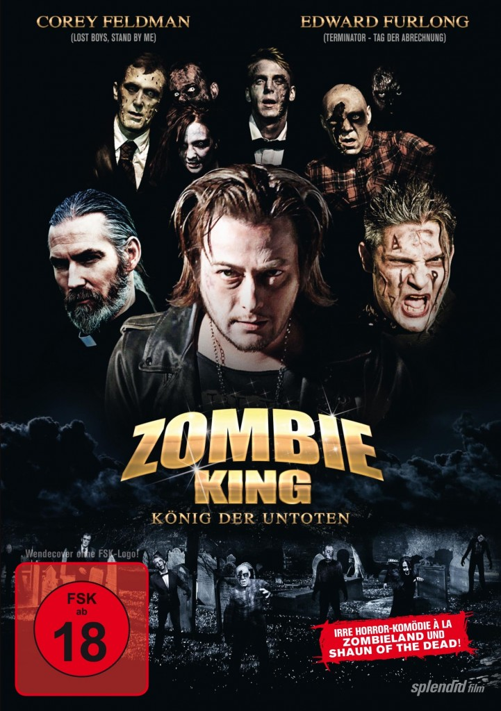 i Watched Zombie King at Its
