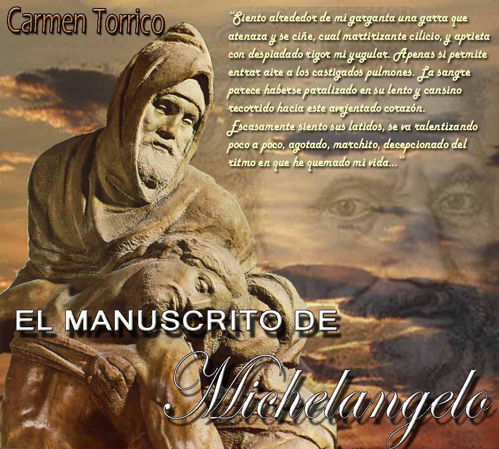 """PRÓLOGO de """"El manuscrito de Michelangelo""""."""