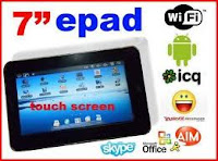 EPAD ANDROID GOOGLE