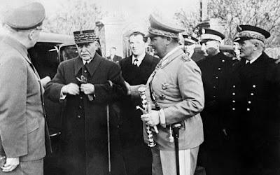 França abre acesso a  arquivos do regime de Vichy