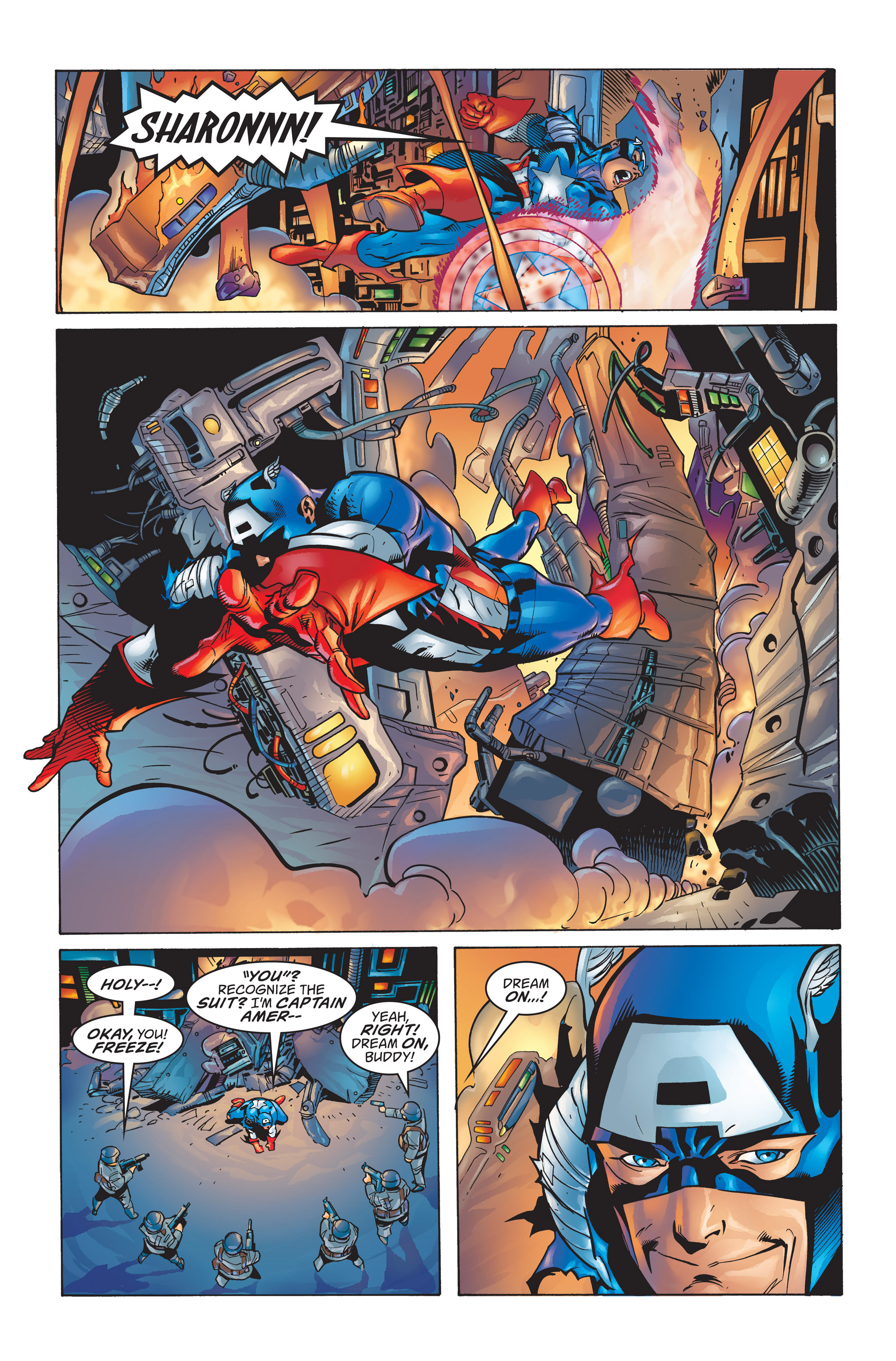 Captain America (1998) Issue #12 #18 - English 28