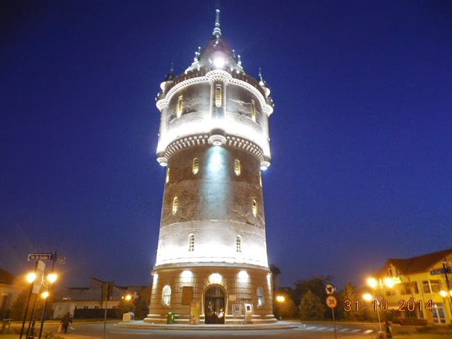 Turnul de apa din Severin