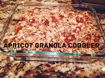 www.alysonhorcher.com, alysonhorcher@gmail.com, we eat healthy, apricot granola cobbler, homemade granola, healthy breakfast ideas, clean eating recipes, healthy recipes, on the go breakfast ideas