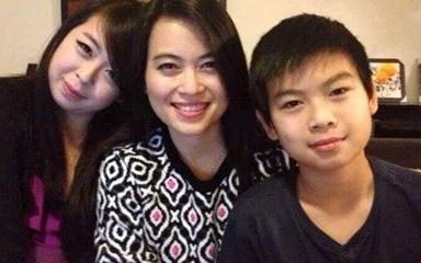 Chị Nguyễn Ngọc Minh và 2 con thiệt mạng trong vụ tai nạn MH17