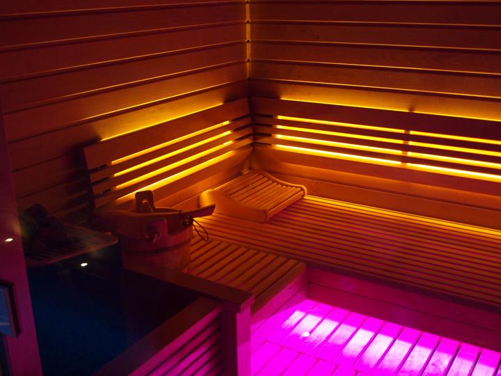 sauna Les Jardins du Marais
