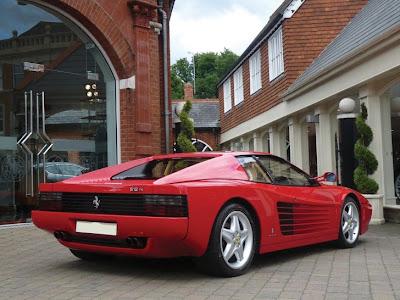Elton John's Ferrari Up for Grabs at London Auction