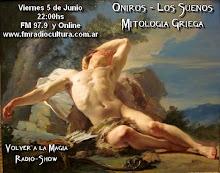 Los Oniros Sueños en la Mitologia Griega