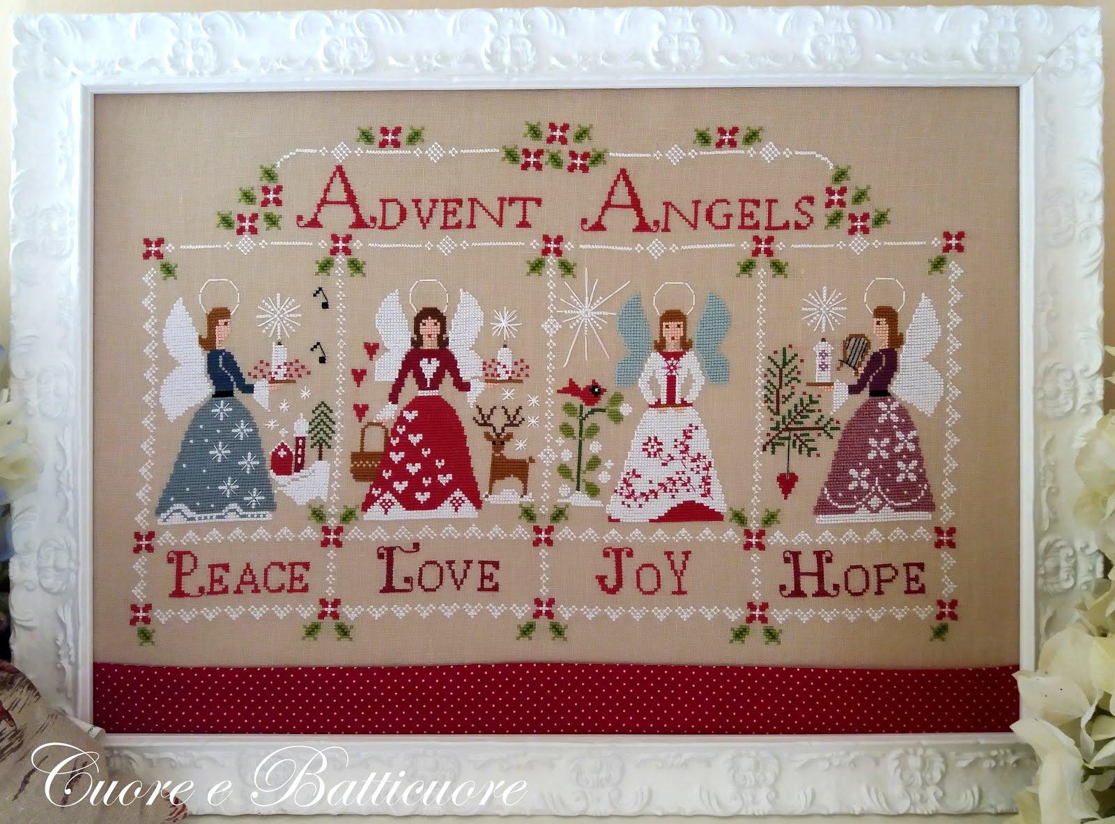 Gli Angeli dell'Avvento