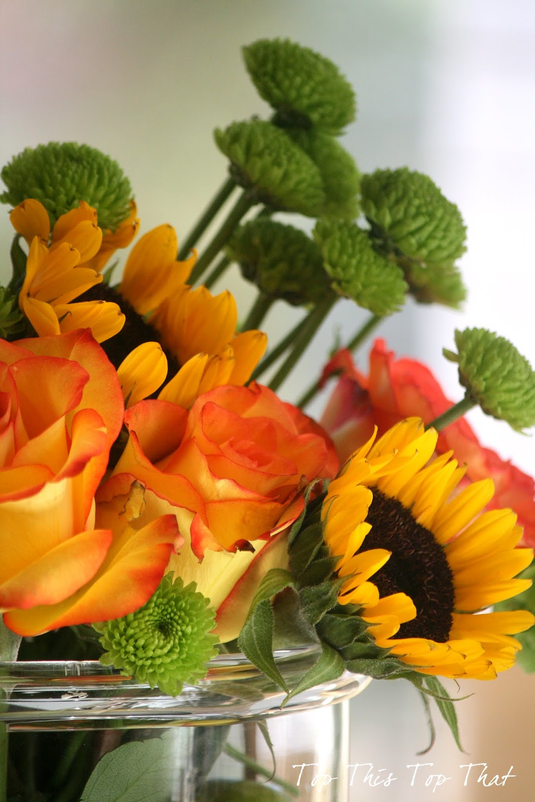 How To Make A Flower Arrangement Go The Extra Mile And Other Fall