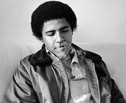 barack obama as a teen