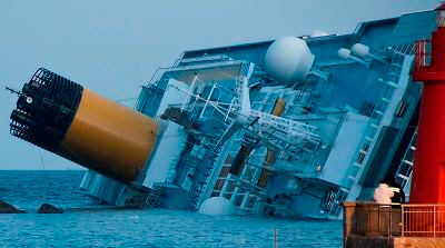 Юбилей гибели Титаника. Катастрофа в море. Математика для блондинок.