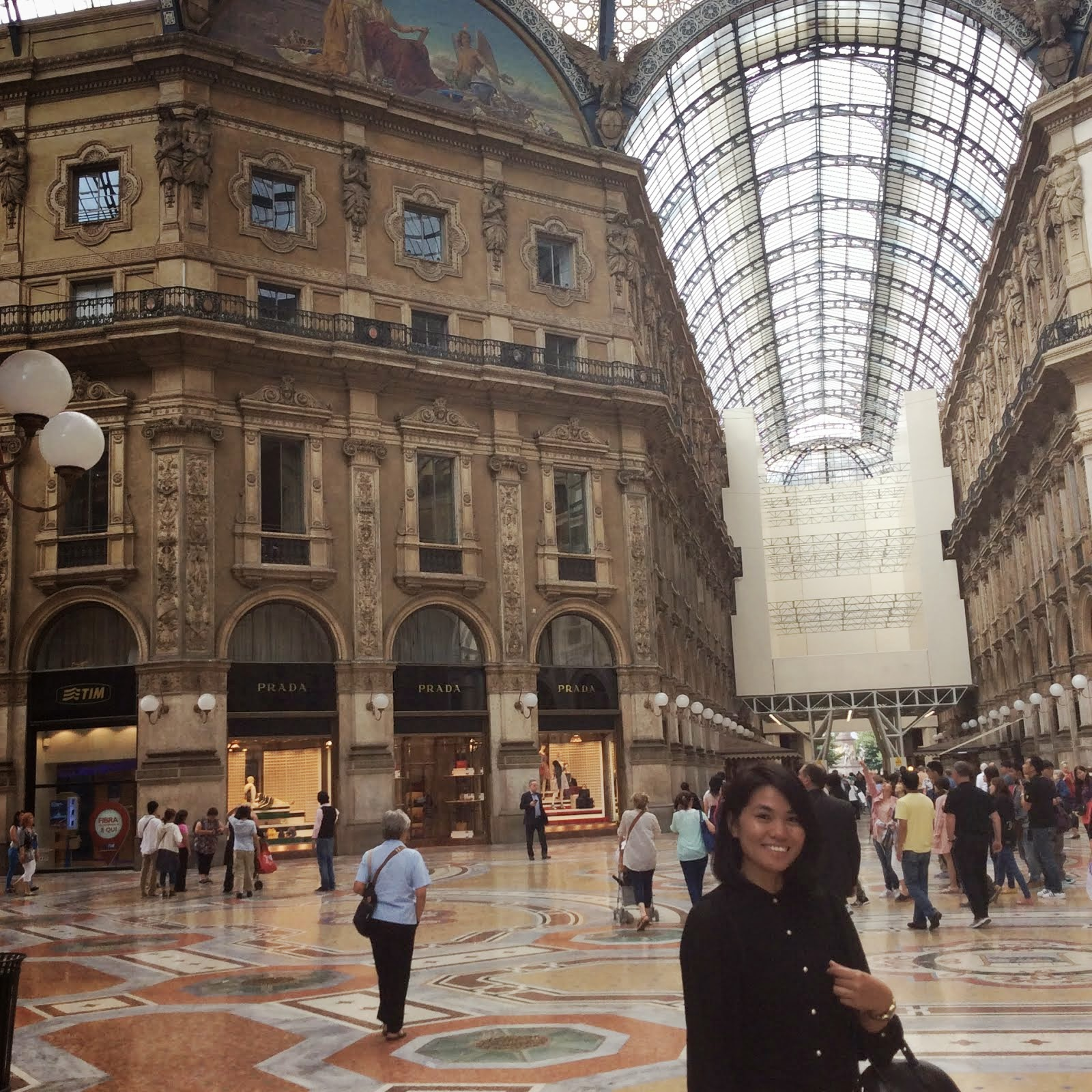 My Travelogue-MILAN