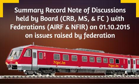 Railway News AIRF NFIR