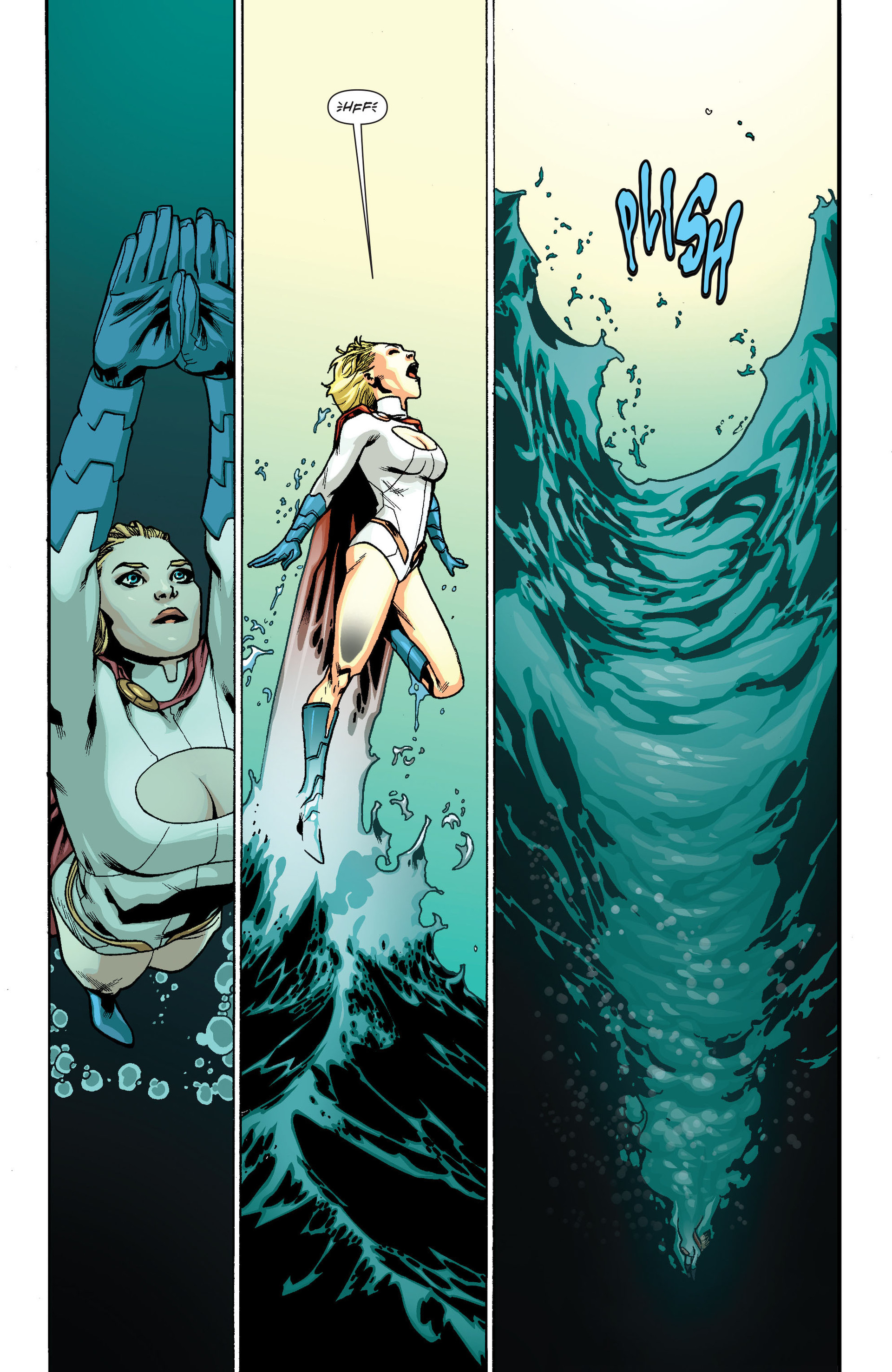 Supergirl (2011) Issue #20 #22 - English 13
