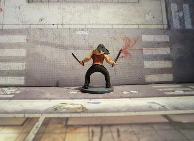 Zombicide Kickstarter El Cholo Survivor Zombivore Painted