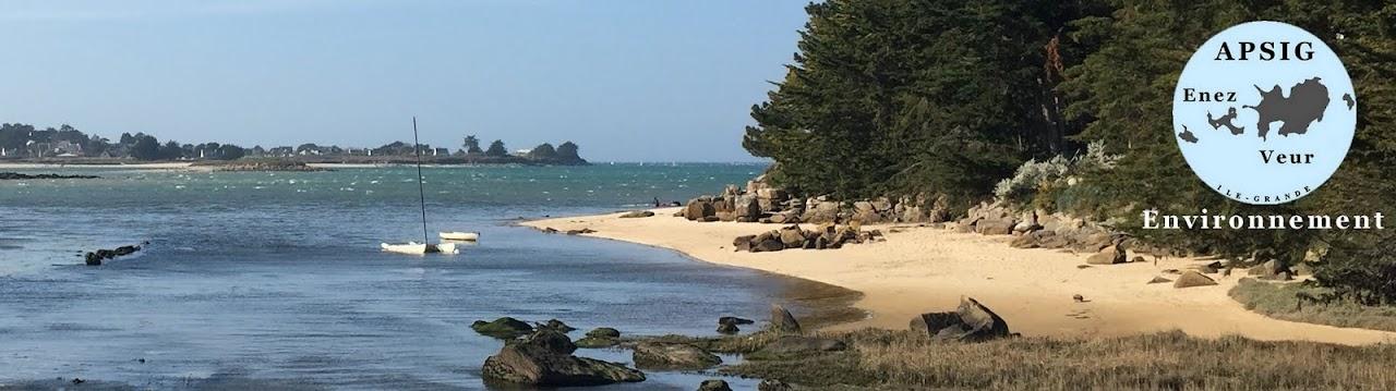 APSIG Enez Veur Ile-Grande Environnement