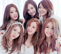 Dal Shabet. Let It Go