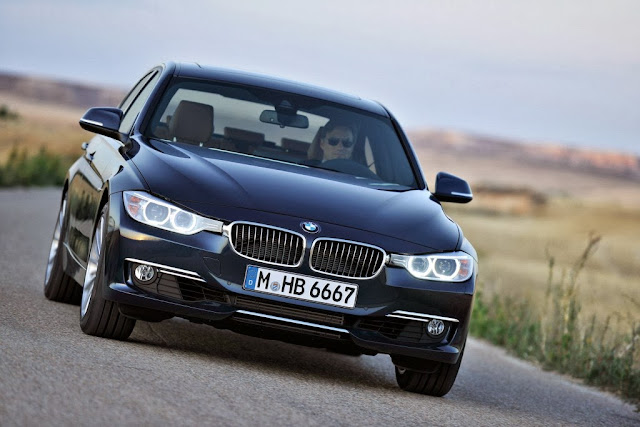 BMW 3 Series Car Wallpaper