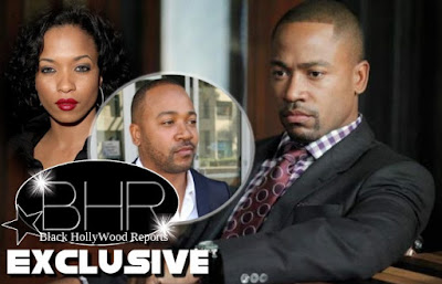 Actor Columbus Short And Karrine Steffans Are In A Relationship