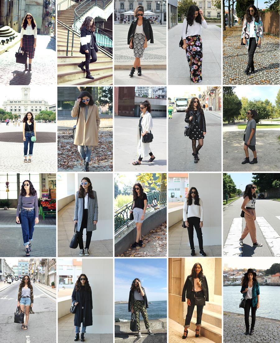 Outfit Recap 2014