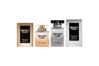 "Lançamento das fragrâncias de Karl Lagerfeld ""Private Klub"""