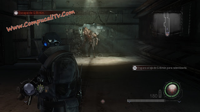 Capturas Propias Resident Evil Operation Raccoon City PC