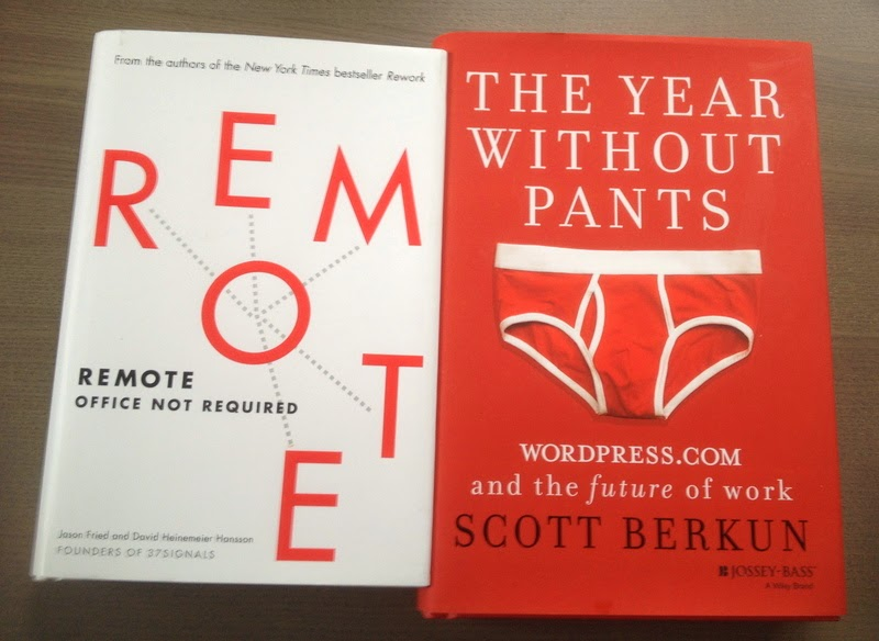 the year without pants berkun scott
