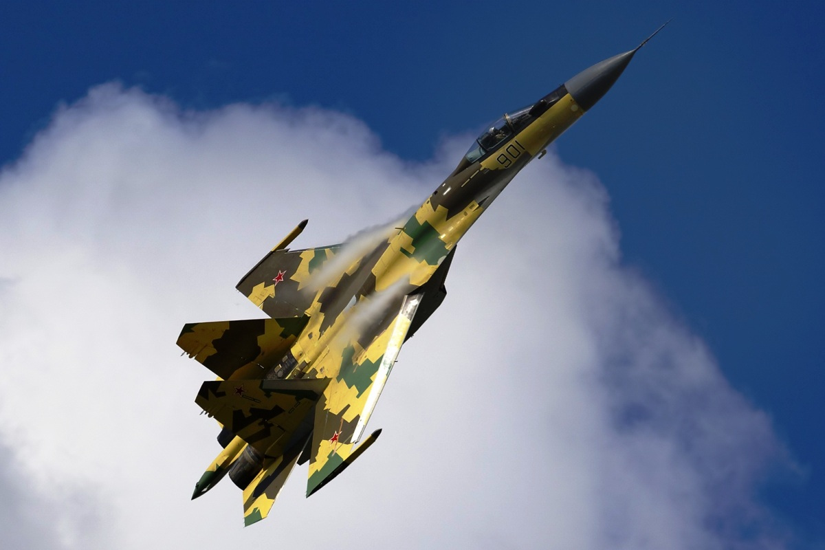 Sukhoi Su-35 Flanker-E