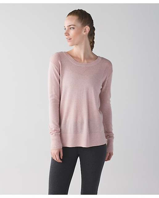 lululemon sunset-savasana-sweater