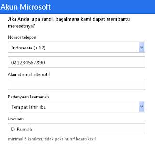 Cara Membuat Email Di Microsoft