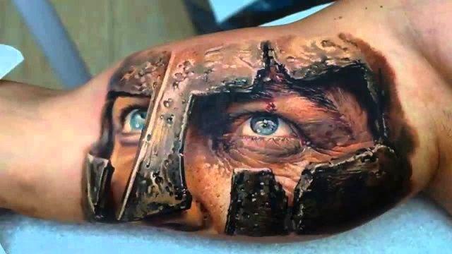 Amazing Tattoos Ideas...