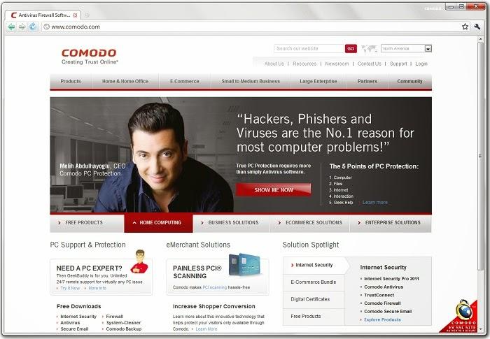 Comodo Dragon 31.1 Internet Browser download