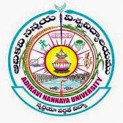 Adikavi Nannaya University Time Table 2015
