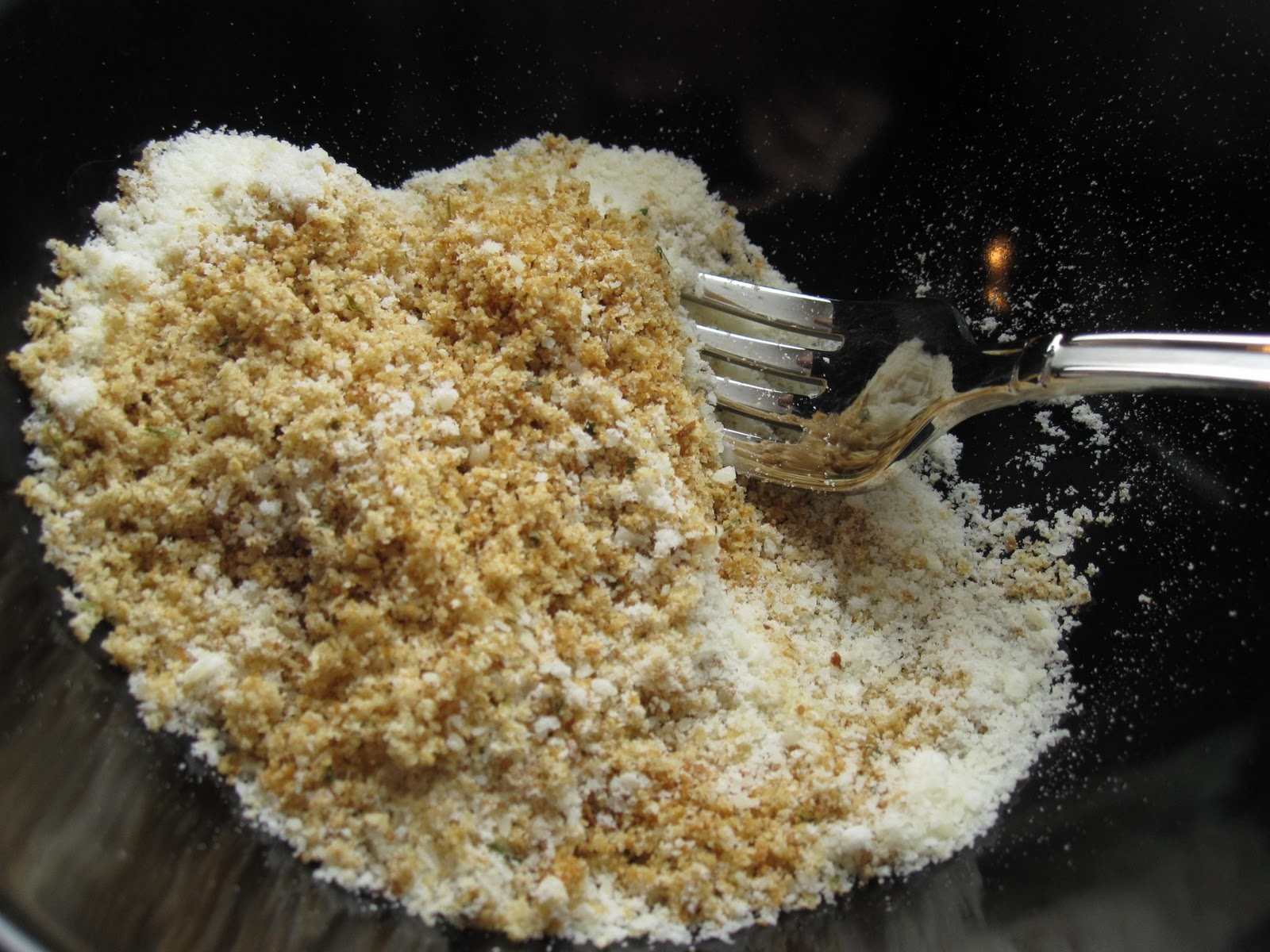 how to get parmesan cheese to combine in sauce
