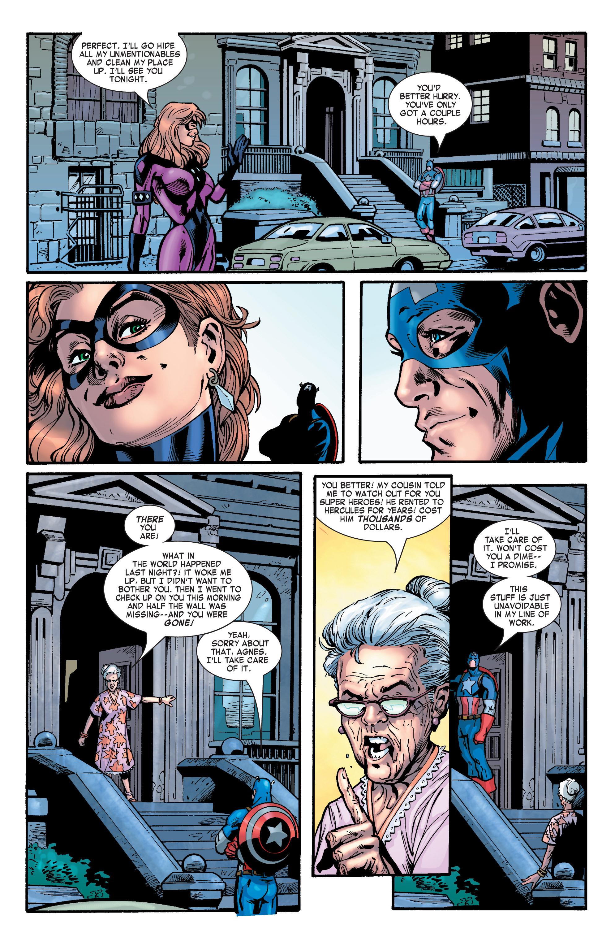 Captain America (2002) Issue #31 #32 - English 18