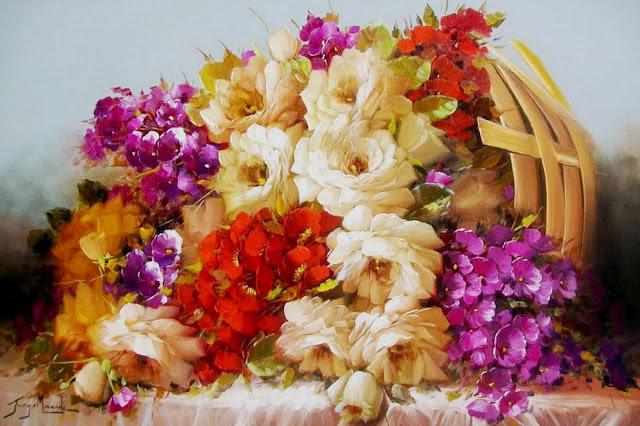 flores-pintadas-al-oleo-cuadros