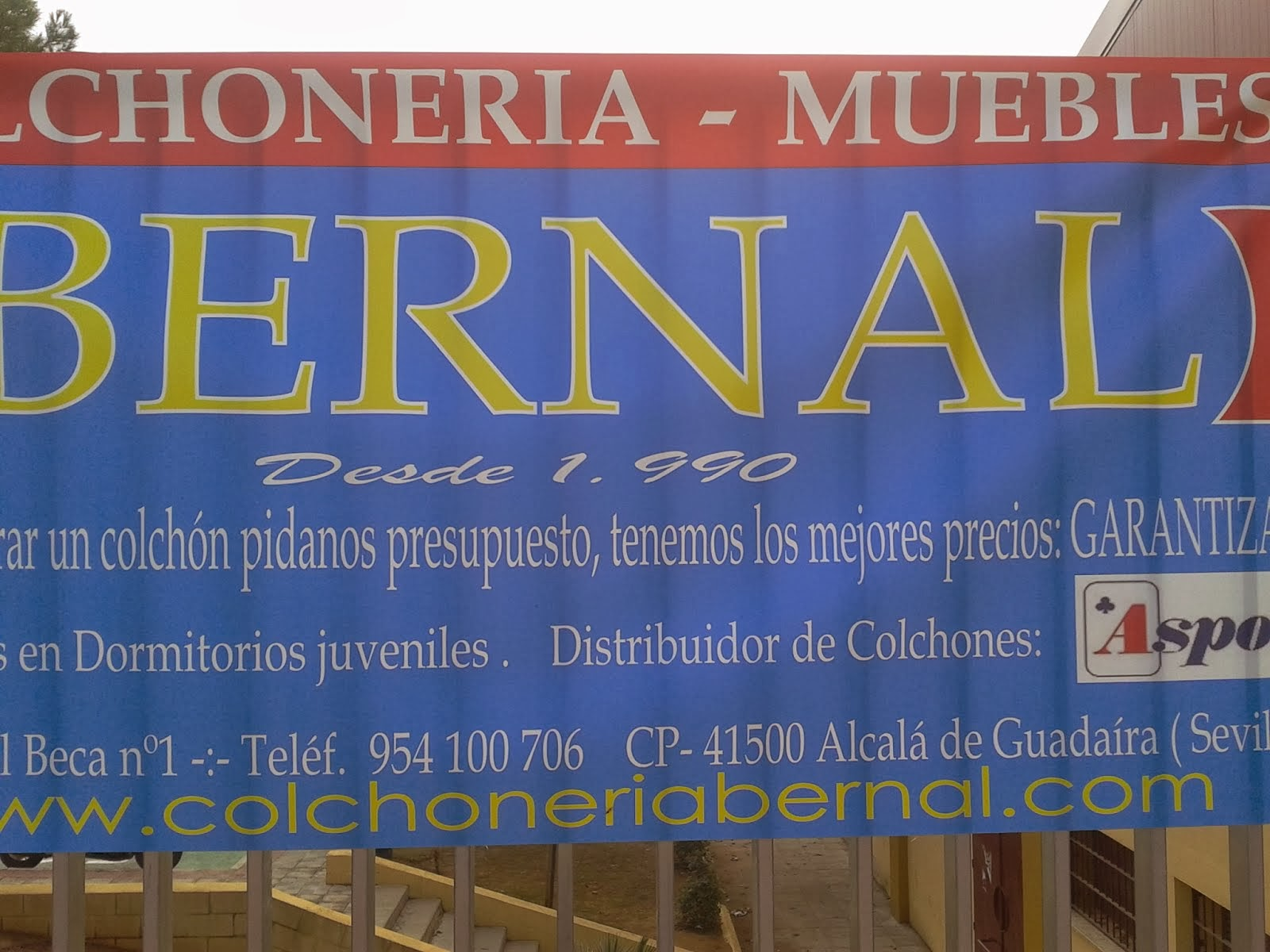 Colchoneria BERNAL