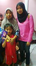 Mak mertua dan adik iparku