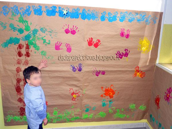 Dada pasticciona aprile 2013 for Cartelloni scuola infanzia