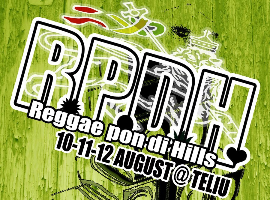 REGGAE PON DI HILLS - Free Sounsystem Meeting