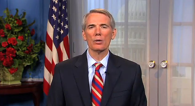 Rob Portman Weekly Republican GOP Address