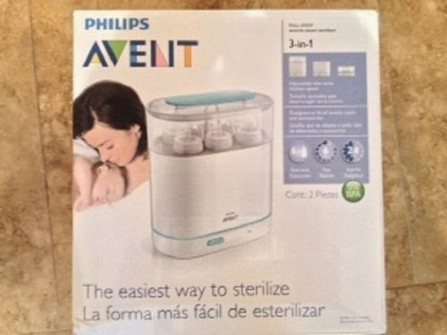 Philips Avent Electric Steam Sterilizer (3 in 1)