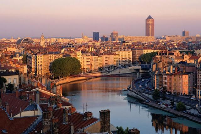 Viajar de trem de Paris a Lyon